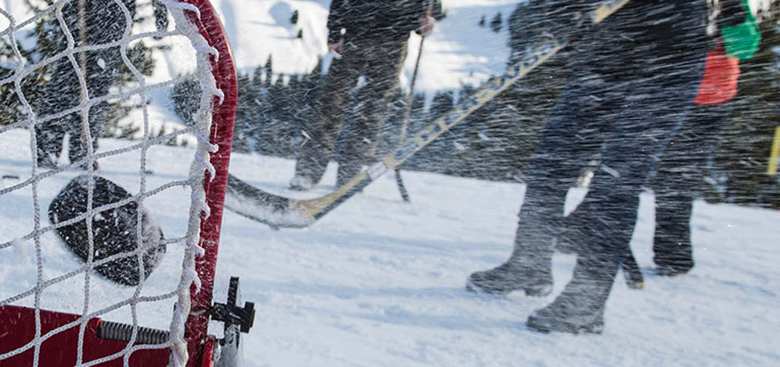 sortie entreprise olympiade d'hiver